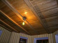Облицовка потолка